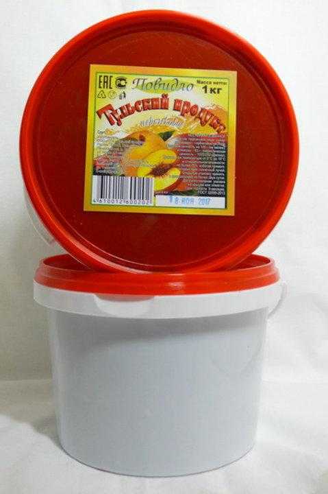 Повидло персиковое  Тульский продукт 1кг