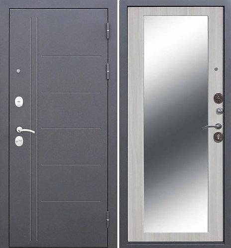 Дверь входная металлическая Троя Царское зеркало МАКСИ