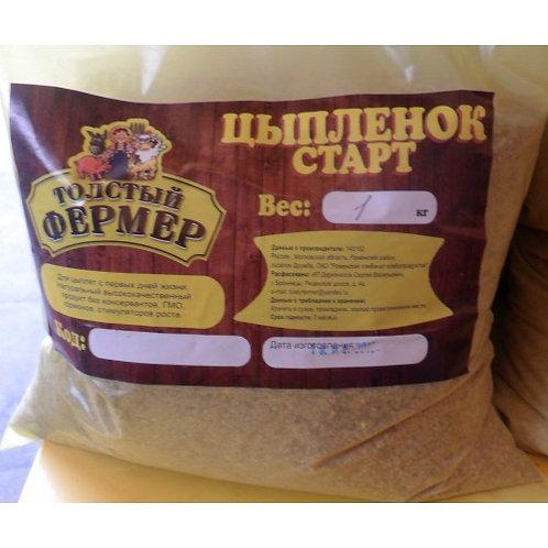 Корм Цыпленок Старт 1 кг ТФ