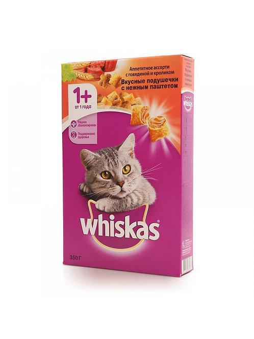 Корм для кошек Вискас 350 гр