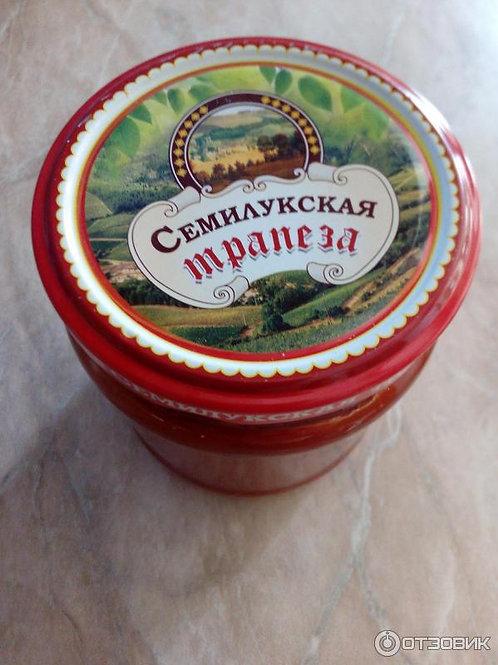 Томатная паста семилукская трапеза 125 гр