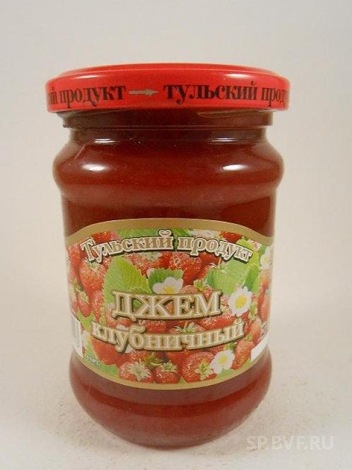 Джем клубничный Тульский продукт 320 гр