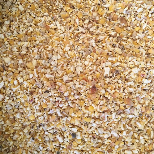 Кукуруза колотая 1 кг ( 30 кг меш)