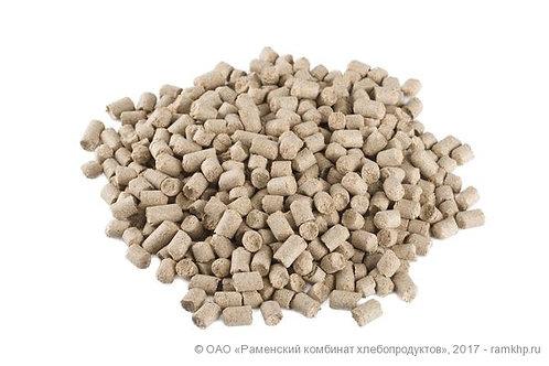 Отруби пшеничные кормовые (гранулированные) 40 кг