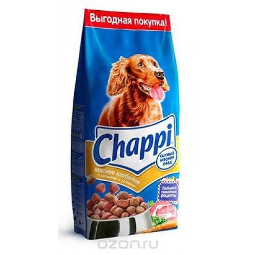 """Корм для собак """"Chappi"""" мясное изобилие 15 кг"""