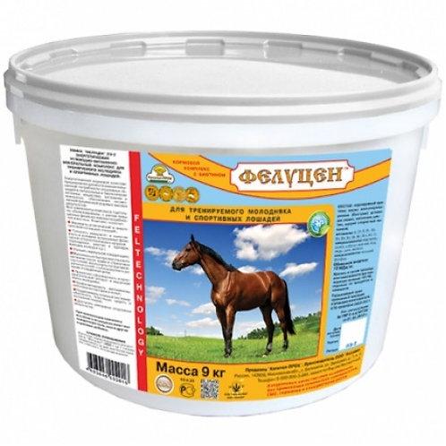 Фелуцен для лошадей спортивных 9 кг