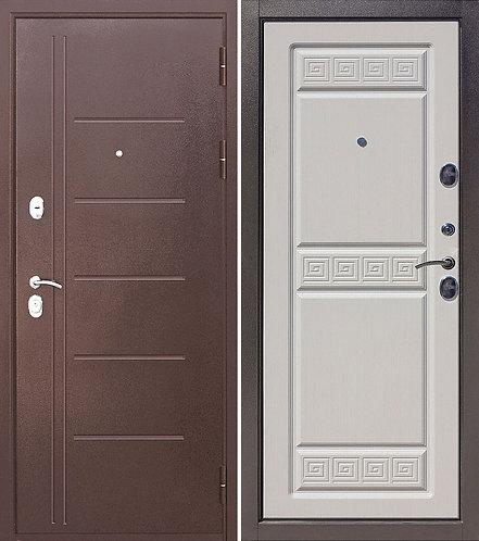 Дверь входная металлическая Троя антик 10 см