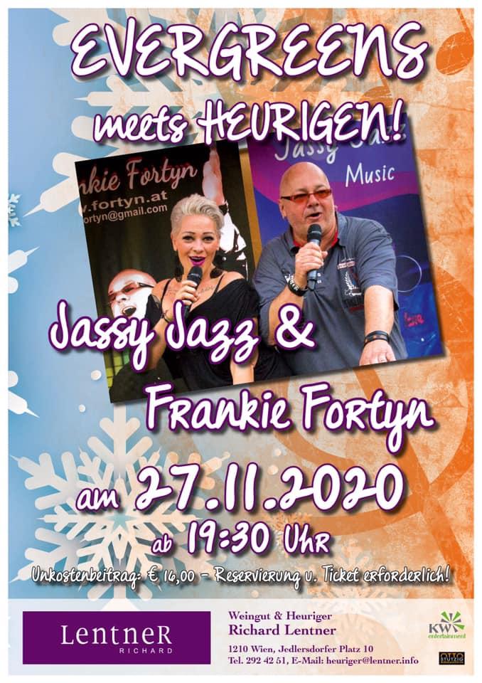 27. November 2020 JASSY & FRANKIE