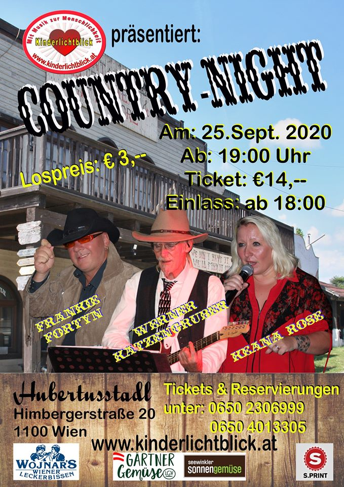 25. September 2020  COUNTRY NIGHT