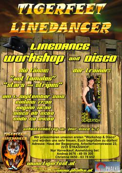 1. Workshop & Disco Tigerfeet