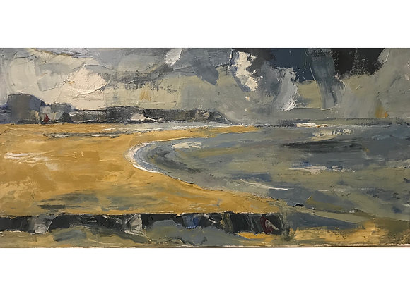 'Summer storm, Margate II' (unframed)