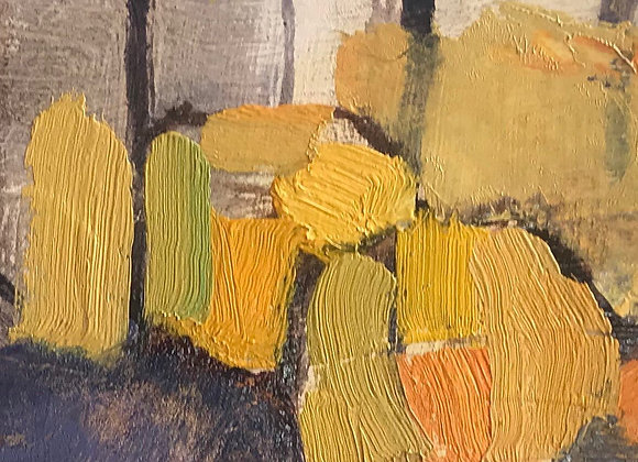'Oranges and lemons' (framed)