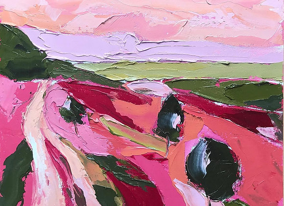 'In the Pink' (unframed)