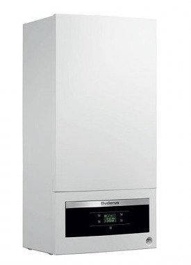 Buderus Logamax Plus GB062 - 24KD Επίτοιχος λέβητας συμπύκνωσης Αερίου με ΖΝΧ