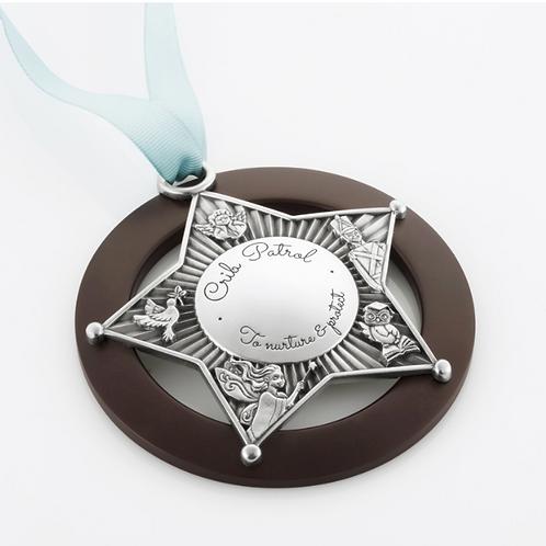 Crib Patrol Crib Medallion