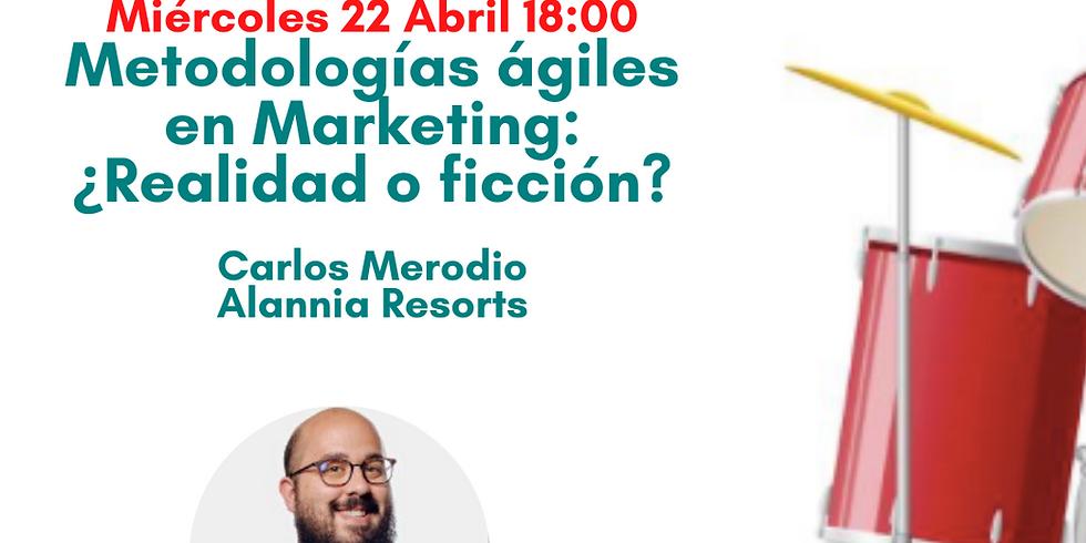 Metodologías ágiles en Marketing: ¿Realidad o ficción?