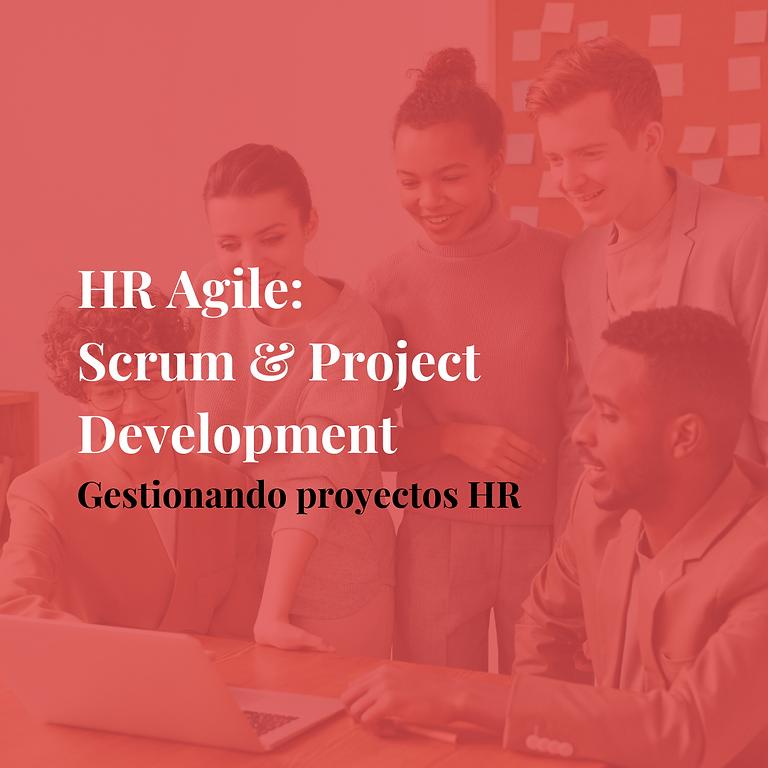Ed 1-HR Agile: Scrum & Project Development