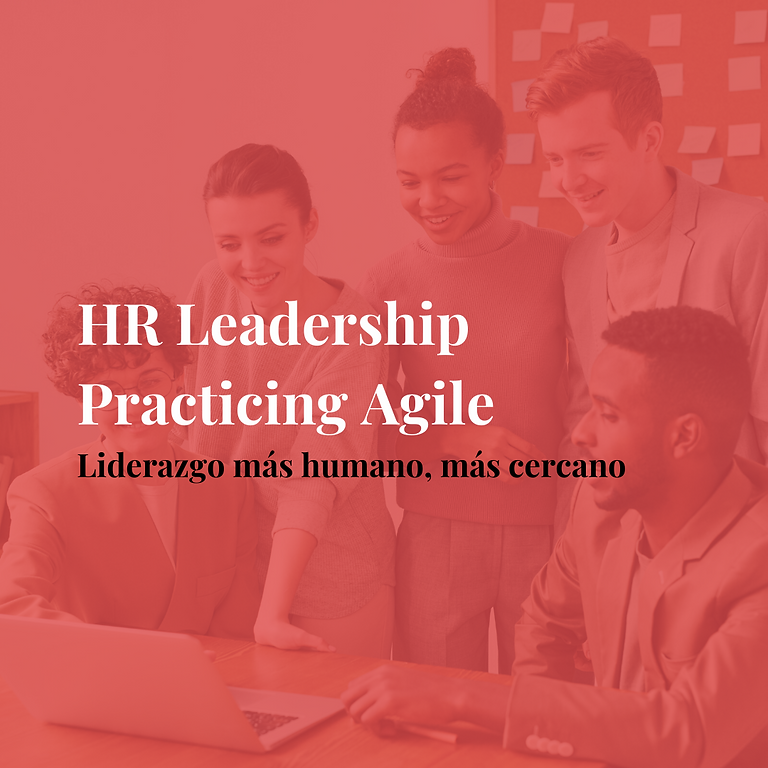 Ed 1 - HR Leadership Practicing Agile