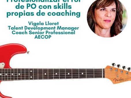 Profesionalizar el rol del PO con skills propias del coaching