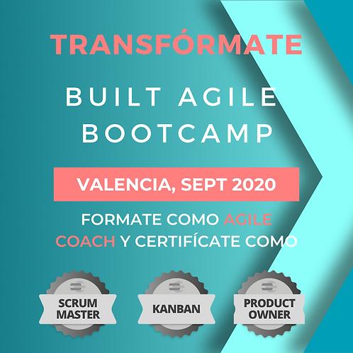 Agile Bootcamp Valencia