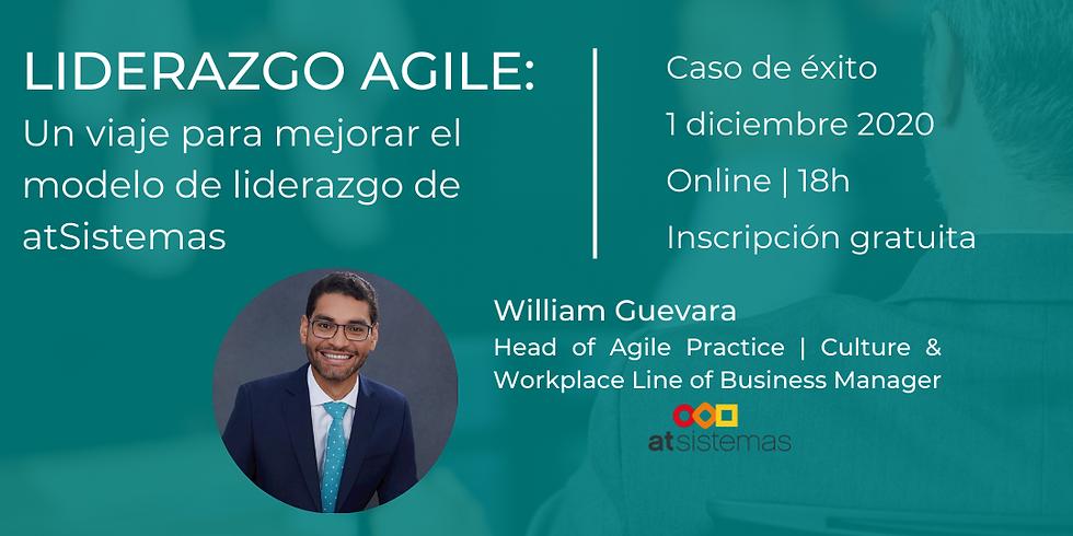 Liderazgo Agile: Un viaje para mejorar el modelo de liderazgo de atSistemas