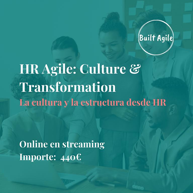 HR Agile: Culture & Transformation (Ed 4)