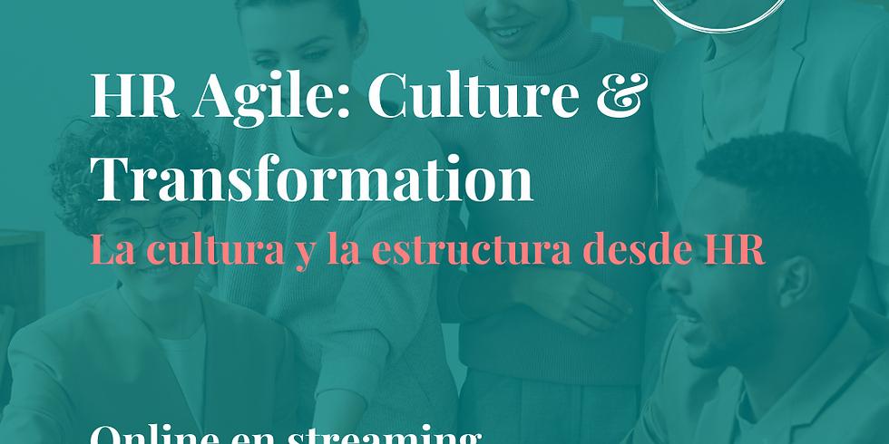HR Agile: Culture & Transformation (Opc 2)