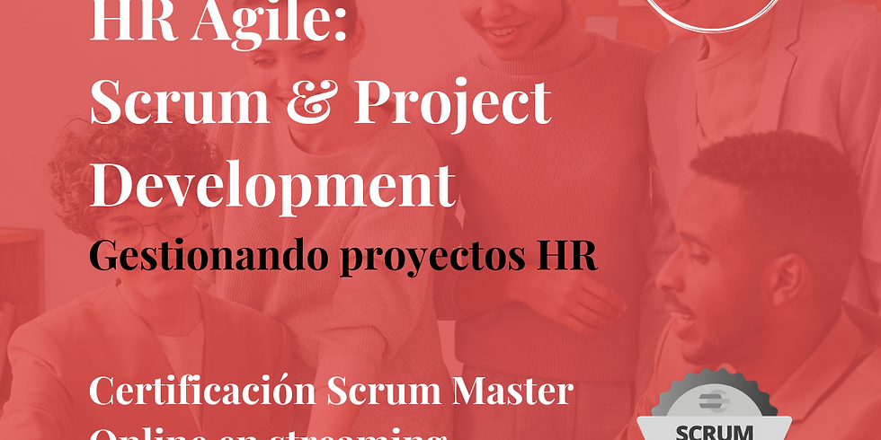 HR Agile: Scrum & Project Development (Opc 2)