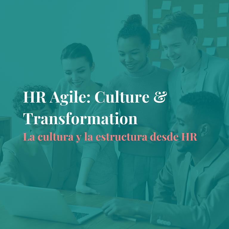 Ed 1-HR Agile: Culture & Transformation