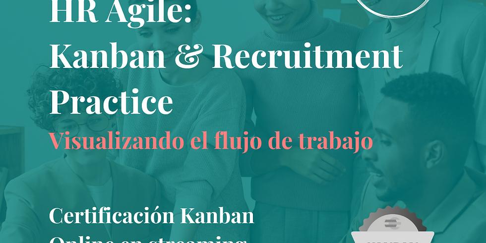 HR Agile: Kanban & Recruitment Practice (Ed 4)