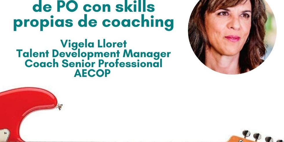 Profesionalizar el rol del PO con skills propias de coaching