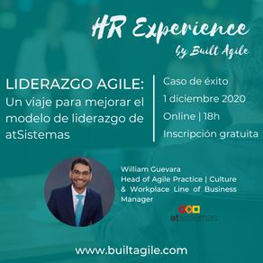 HR Experience Liderazgo Agile: un viaje para mejorar el modelo de liderazgo de atSistemas