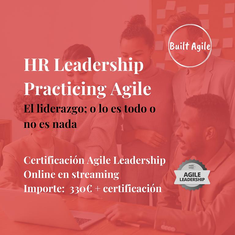 HR Leadership Practicing Agile (Ed 3)