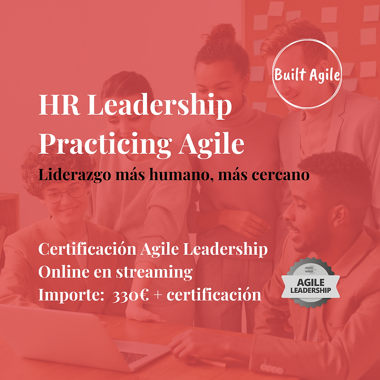 HR Leadership Practicing Agile (Opc 2)