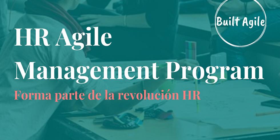 HR Agile Management Program