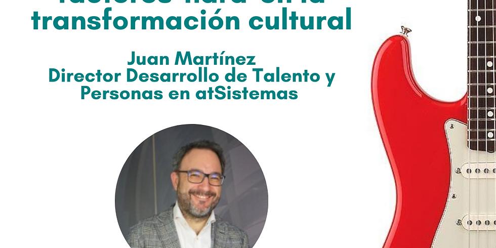 El lenguaje de las organizaciones: factores 'hard' en la transformación cultural