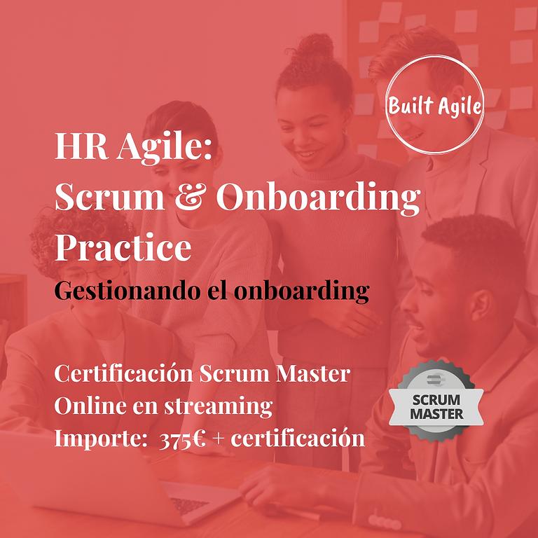 HR Agile: Scrum & Project Development (Ed 4)