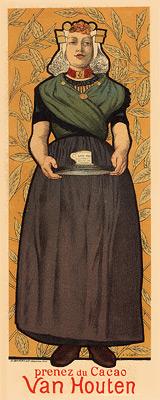 """Willette """"Cacao Van Houten"""""""