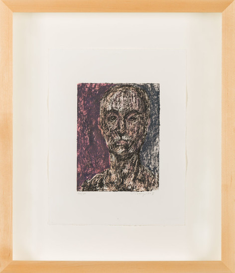 "Tobey ""Self Portrait"""