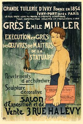 """Charpentier """"Grande Tuilerie"""""""