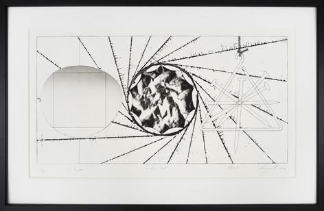 """Rosenquist """"Sunglass Lens - Landing Net - Triangle"""""""