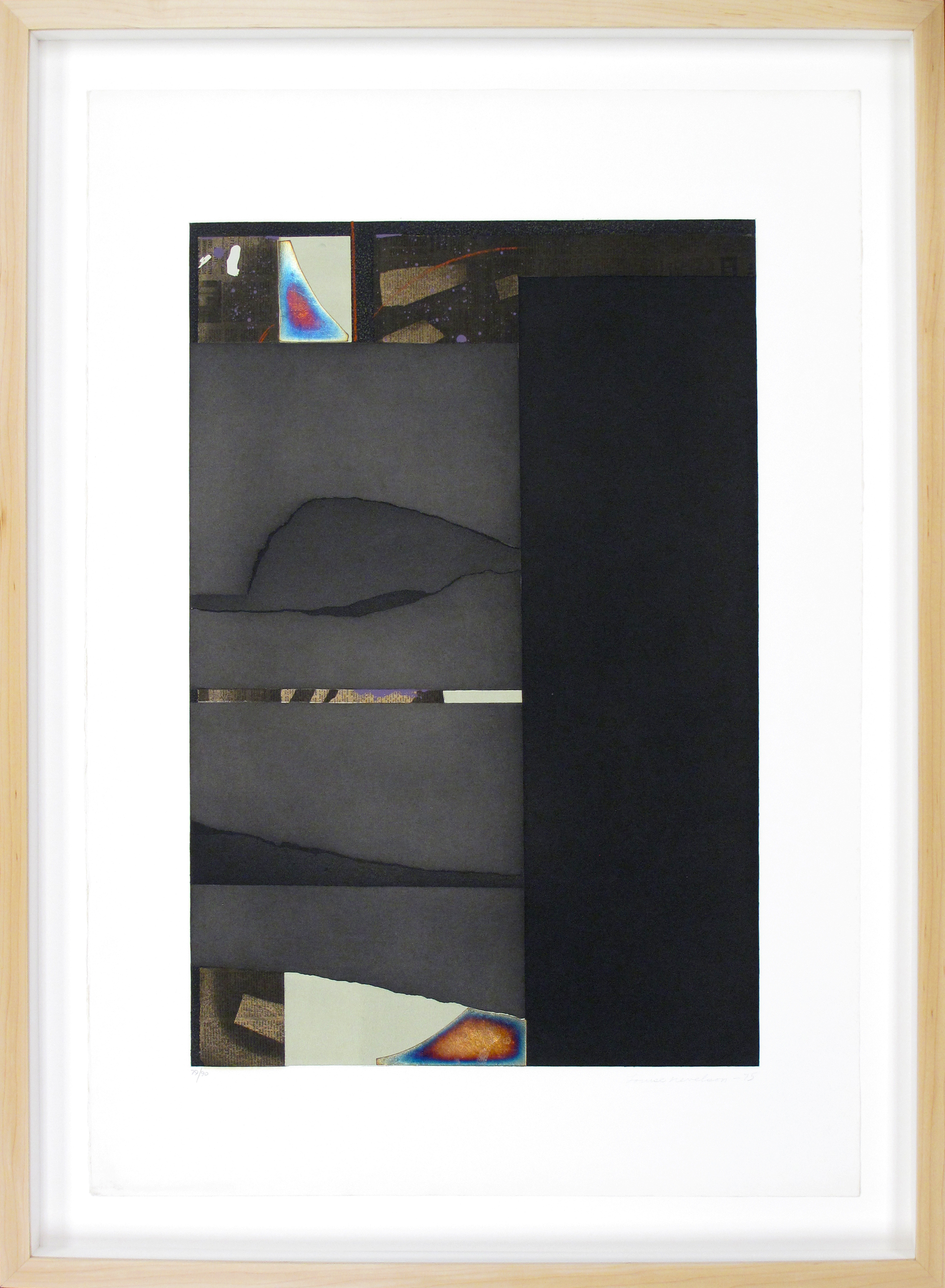 "Nevelson ""Untitled"""