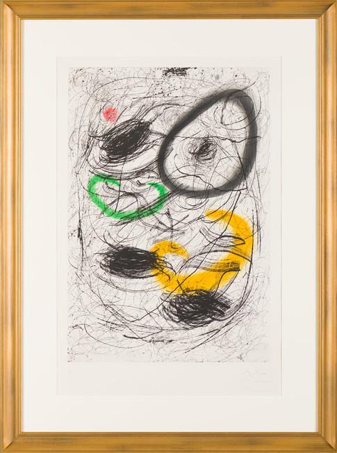 """Chagall """"Le Chevelure"""""""