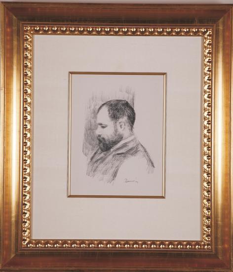"Renoir ""Ambroise Vollard"""