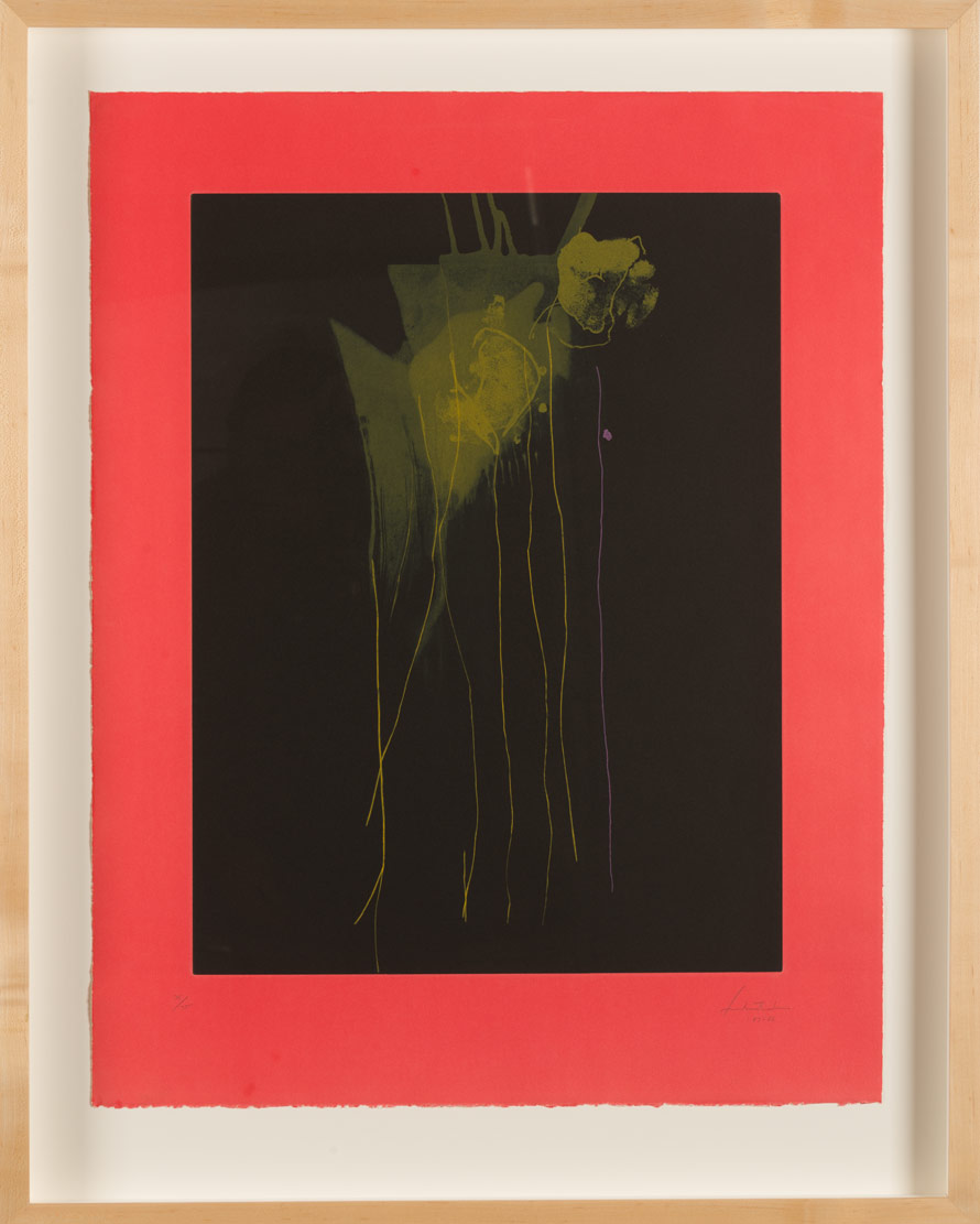 "Helen Frankenthaler ""Ramblas"""