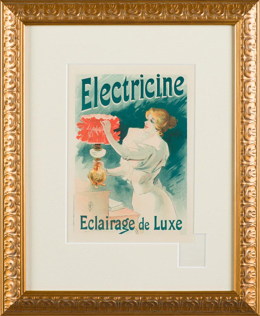 """Lefevre """"Electricine"""""""