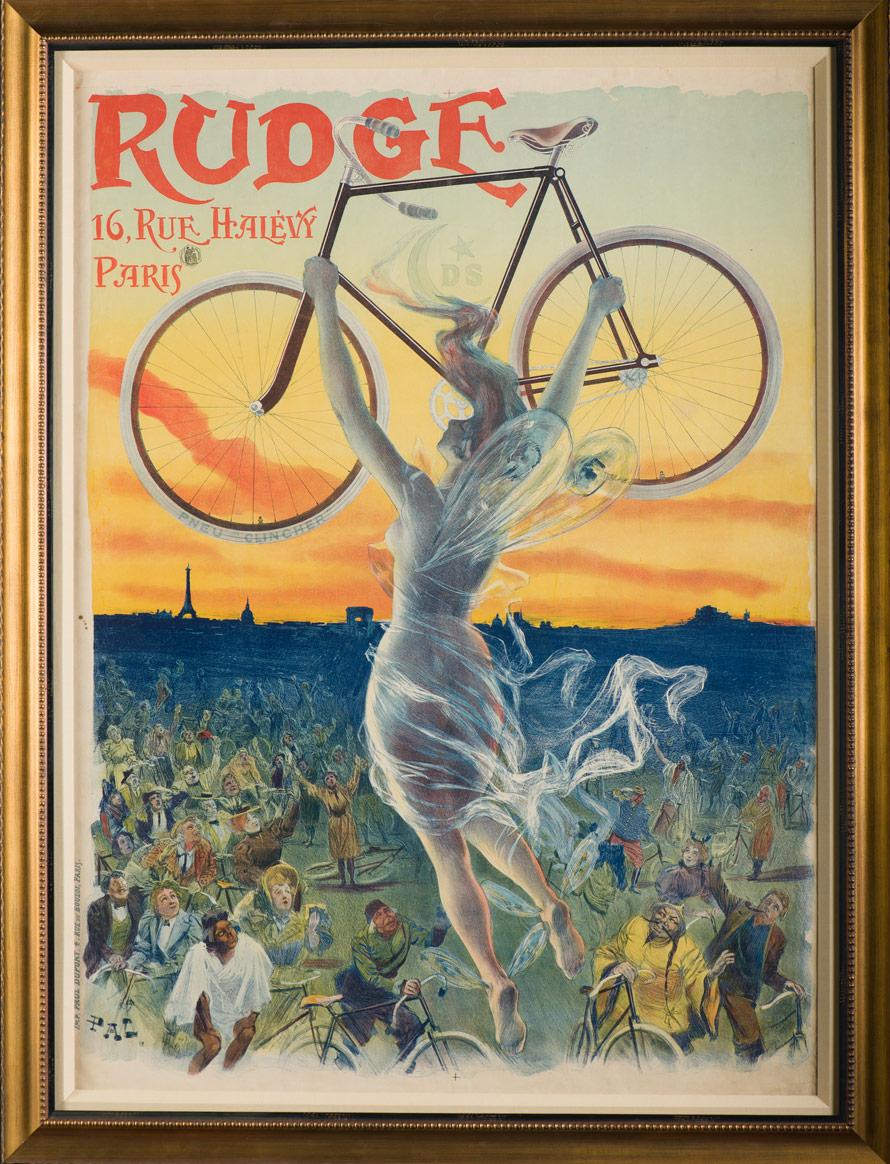 """Pal """"Rudge Cycles"""""""