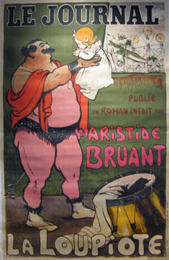 "Poulbot ""Aristide Bruant"""