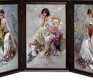 Mujeres Framed.jpg