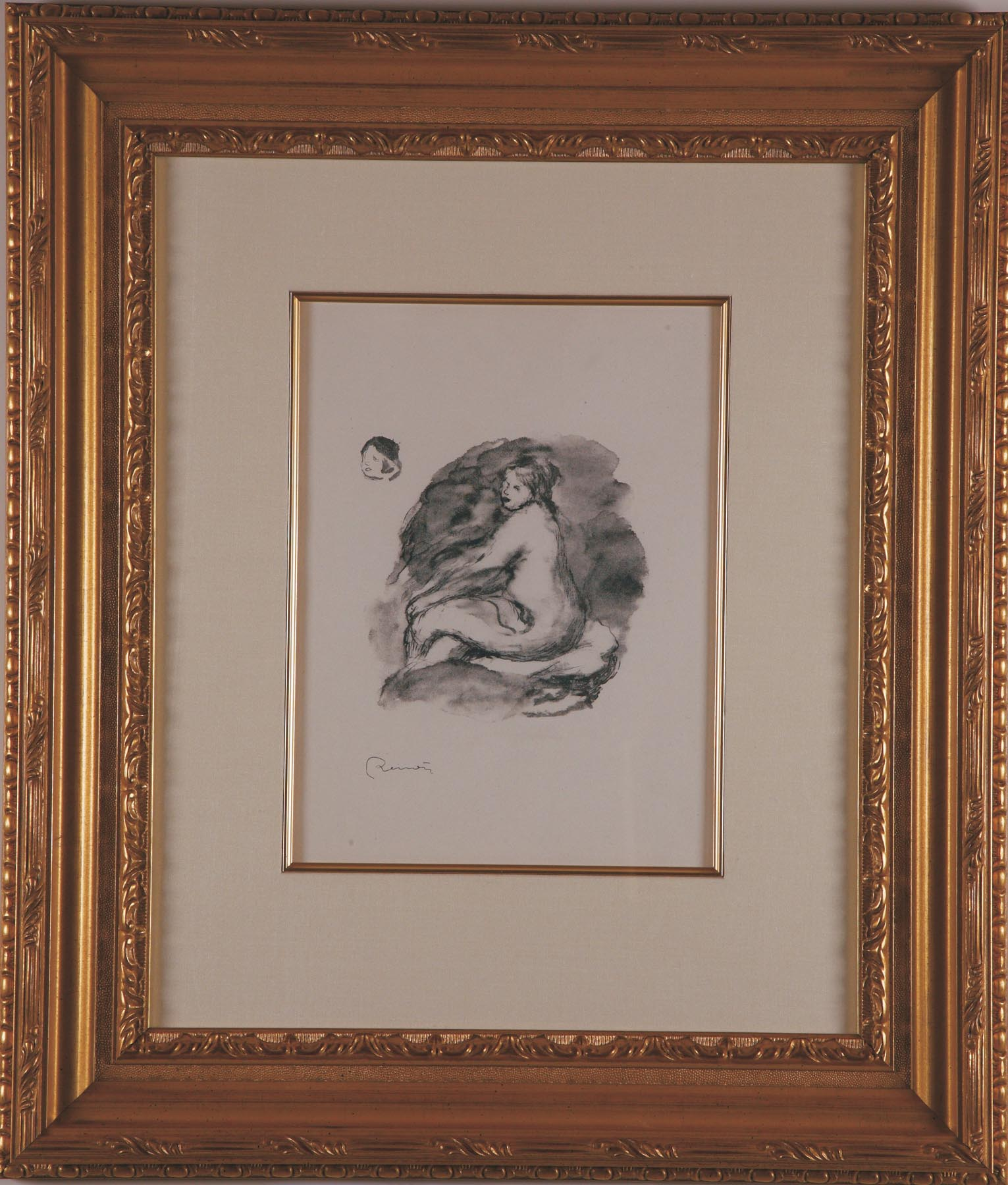 """Renoir """"Etude de Femme Nue"""""""